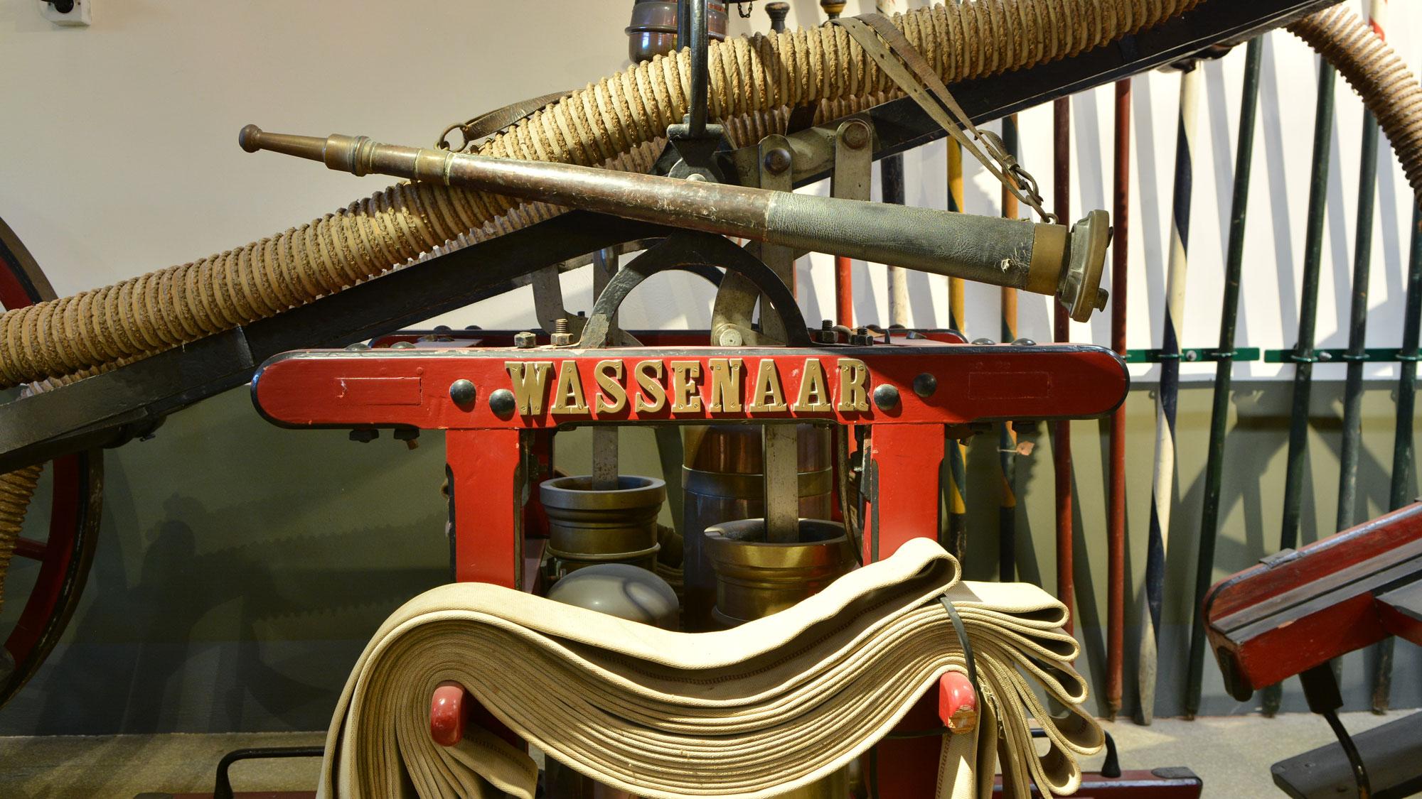 Brandweermuseum Wassenaar Zoekt Vrijwilligers
